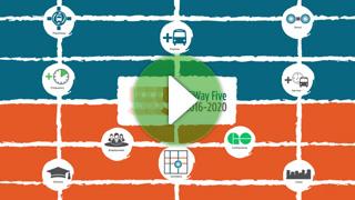 MiWay Five Transit Service Plan Video